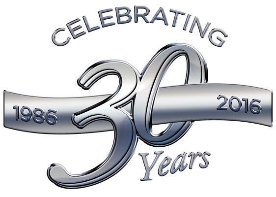 celebrating 30-years