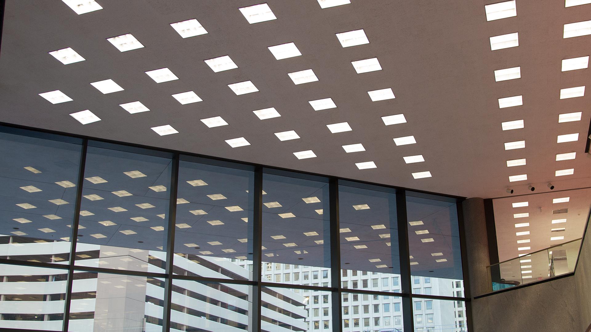 Low Bay Indoor Lighting Landing Page