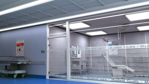 uvc germicidal irradiation for hospitals