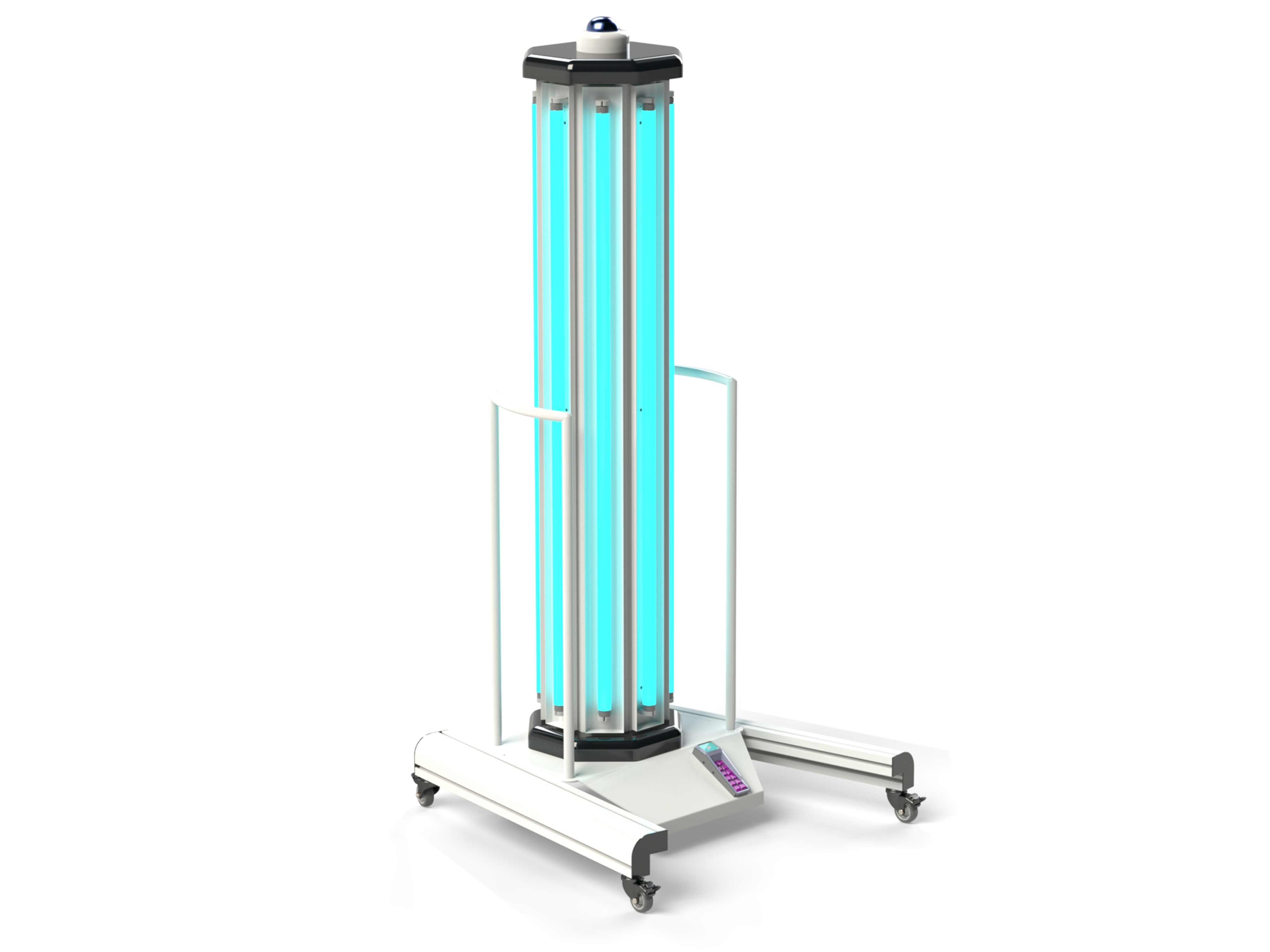 Ultraviolet Disinfection System Made in USA