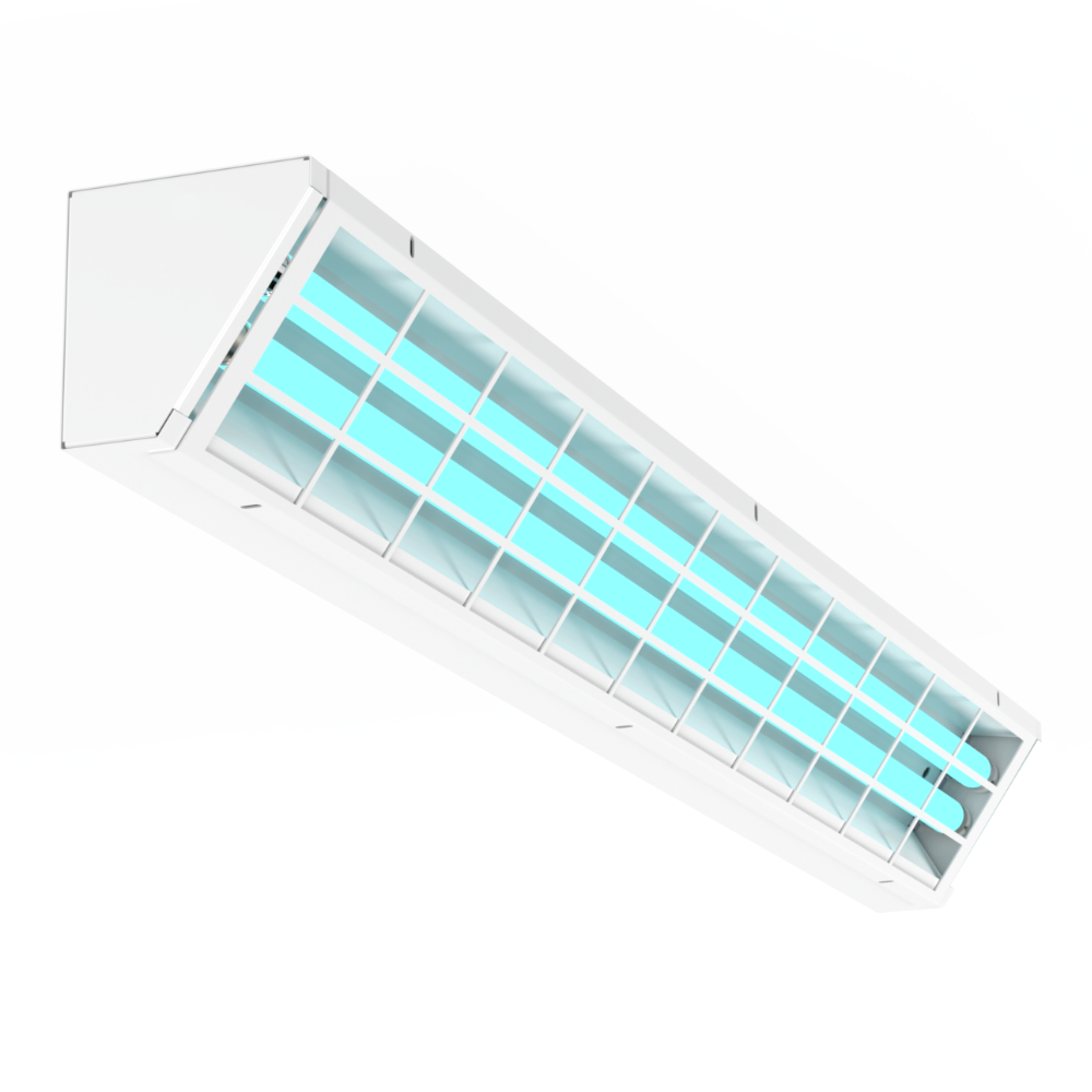 UVC Corner Wrap Disinfection Light XtraLight LED Solutions