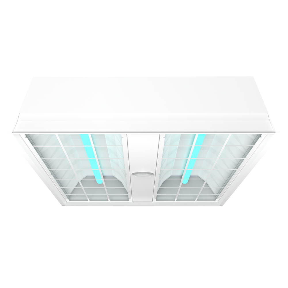 UVC Disinfection Troffer 2x4 XtraLight LED Solutions