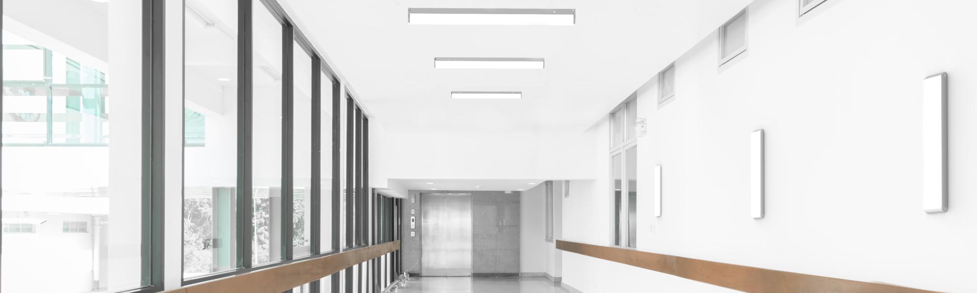 Vigor Tamper Proof LED Lighting Applications
