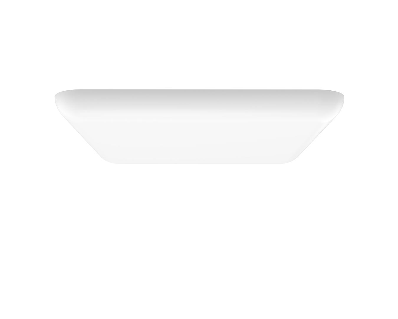 Vigor Floating Lens Troffer LED Vandal Resistant Lighting